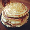 Old Fashioned Breakfast Pancakes photo by Jack Parnell